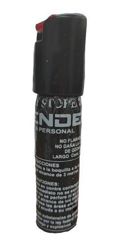 Gas pimienta/lacrimogeno defensa personal, 22grs