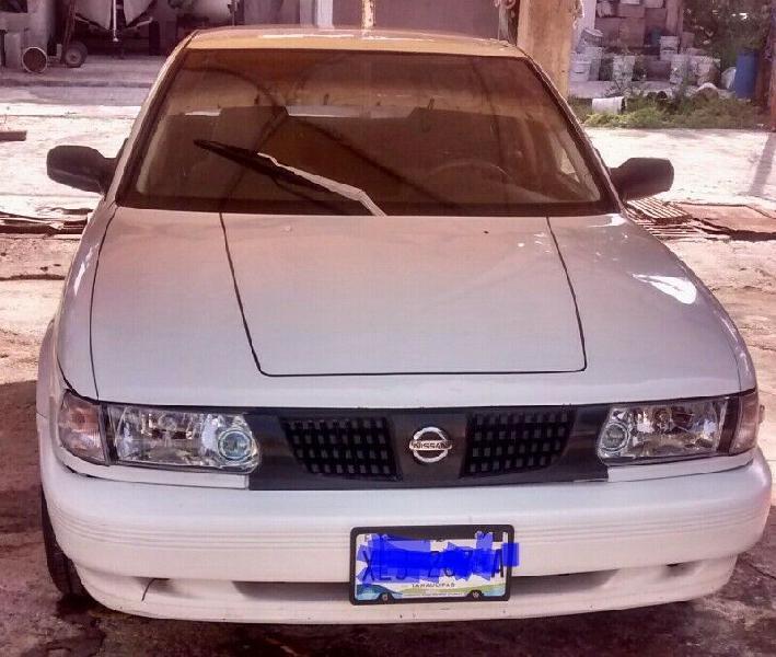 Nissan tsuru gsi t/m 5 vel. edic. especial