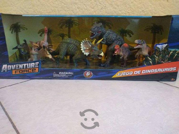 Sets dinosaurios