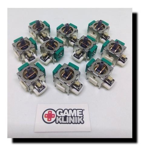 10 joystick potenciómetro alps xbox 360 nuevos originales