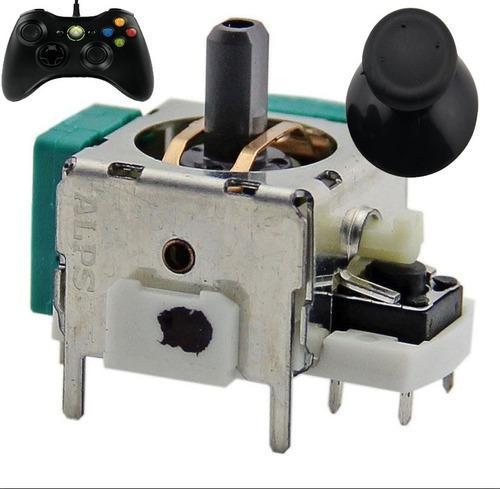 40 joystick xbox 360 +tapa capuchon + 12 rb + 12rt