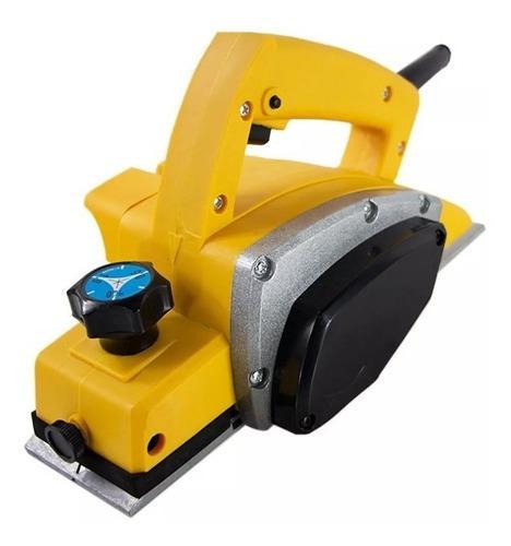 Cepillo eléctrico madera 3 1/4 450 w 12 posiciones