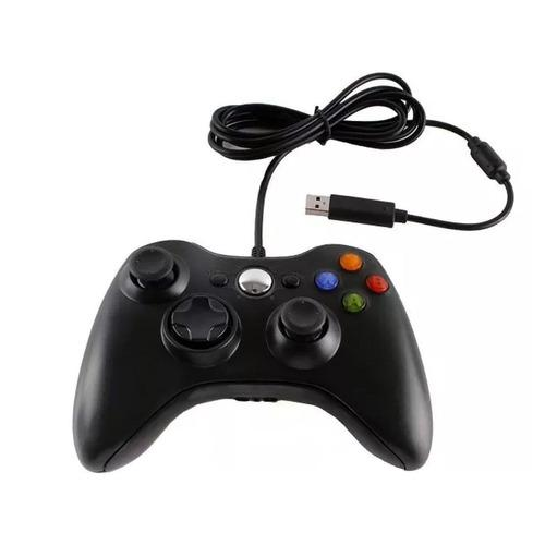 Control compatible xbox 360 game pad alambrico genérico /e