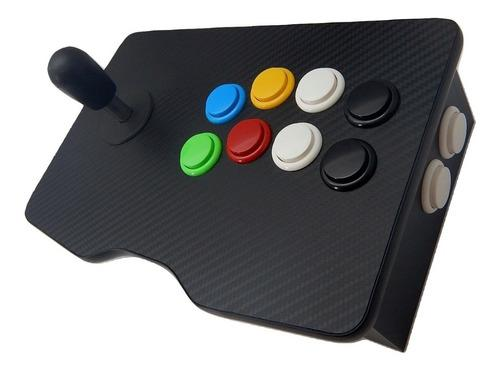 Control xbox 360 pc usb joystick arcade + emulador