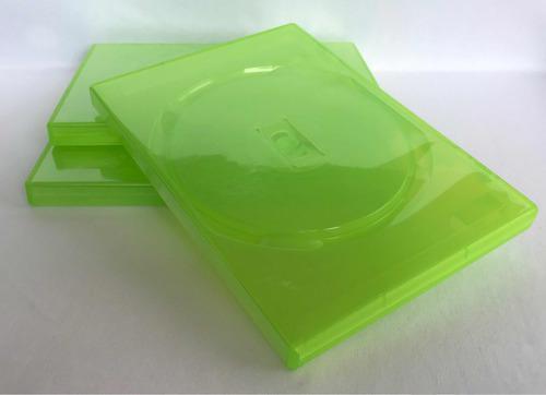 Juegos xbox 360 caja case estuche repuesto marca polymatrix