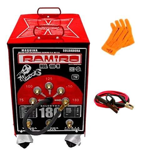 Kit soldadora rami/pop soldadura + cable + monogogle ramiro