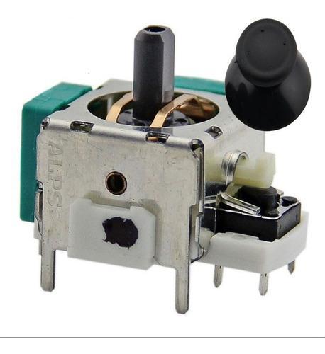 Lote 40 joystick xbox 360 potenciometro alps+tapa capuchon
