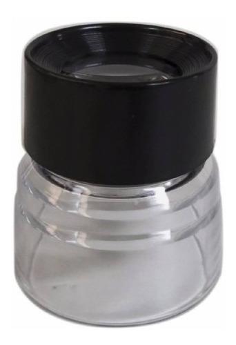Lupa tipo vaso 30 mm y aumento de 10x obi