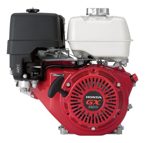 Motor honda 13 hp a gasolina con cuñero gx390-qx