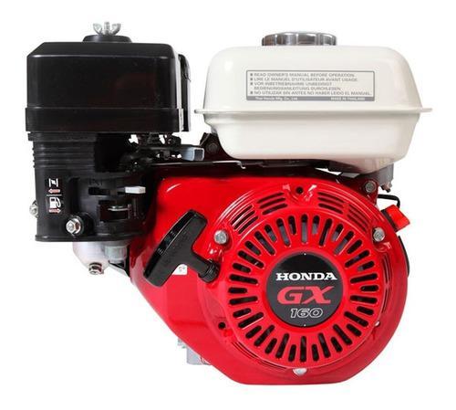Motor honda 5.5 hp gx160-qx cuñero alerta
