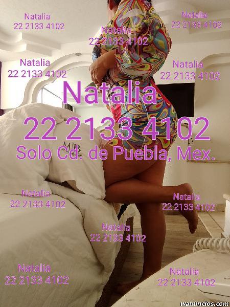 Natalia Morena Fogosa Madura Cuarentona Guapa Sexy (Puebla)