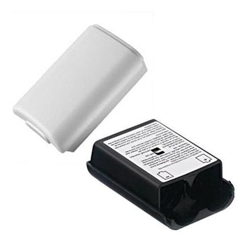 Tapa 100% original baterias pilas control caja xbox 360