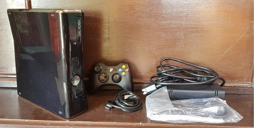 Xbox 360 slim 250gb + juegos