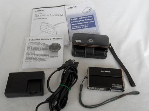 Camara digital olympus stylus 1050 sw accesorios