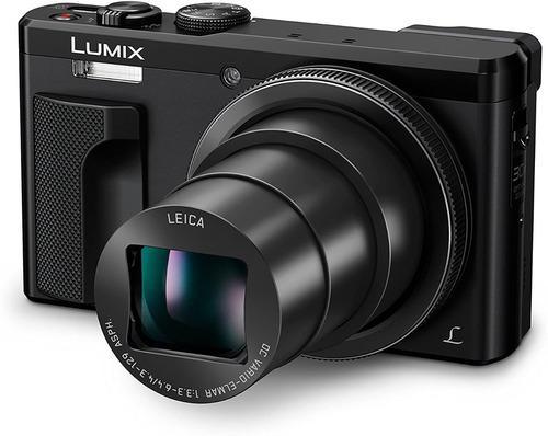 Camara Digital Panasonic Lumix Dmc-zs60 4k Ultra Hd 18.1 Mp