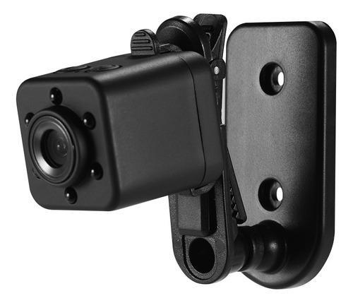 Hd 1080p Mini Cámara Videocámara Grabadora De Video Lente
