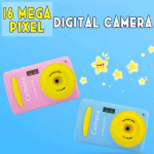 Mini cámara digital 2.4 16mp 1080p videocámara fotografía