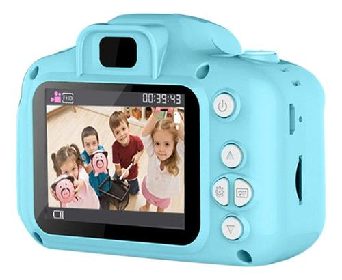 Mini cámara digital 800w usb tipo caricatura para niño