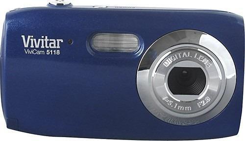 Semi nueva camara digital vivitar vivicam modelo 5118 sale