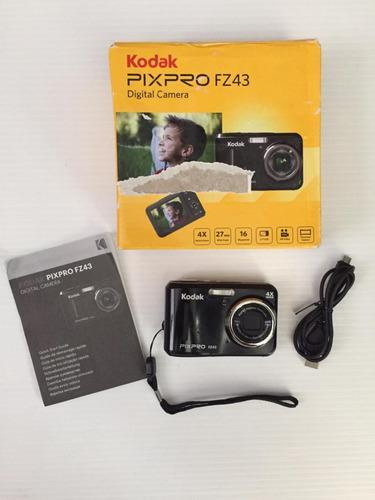 Semi nueva camara kodak digital pixpro fz43 sale