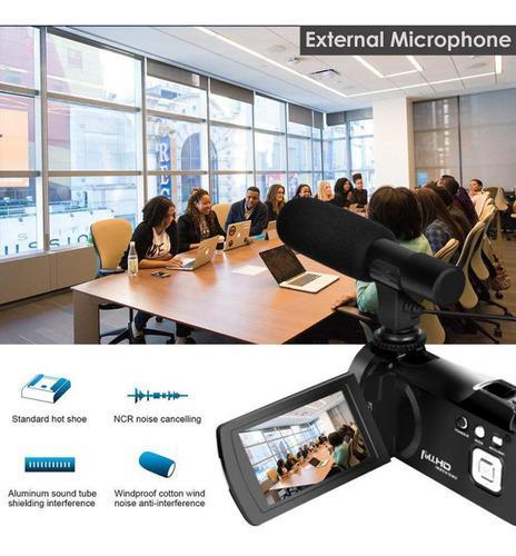 Videocamara digital portátil cámara de video digital 1080p