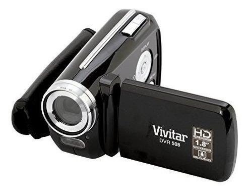 Videocámara digital vivitar de 8 mp con cámara de video de