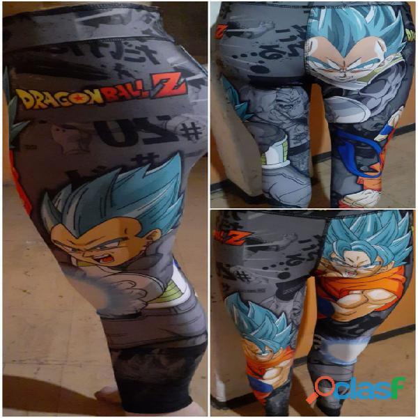 Leggings dama superhéroes 7