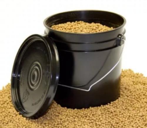 Alimento para peces 1kg pellets 5.5mm vitaminado