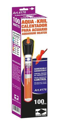 Termostato Calentador Pecera Acuario 100w Automático 4176