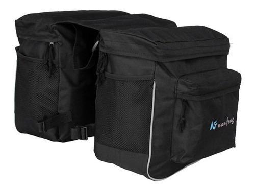 Bolsa de equipaje unilateral de bicicleta bolsa de transport