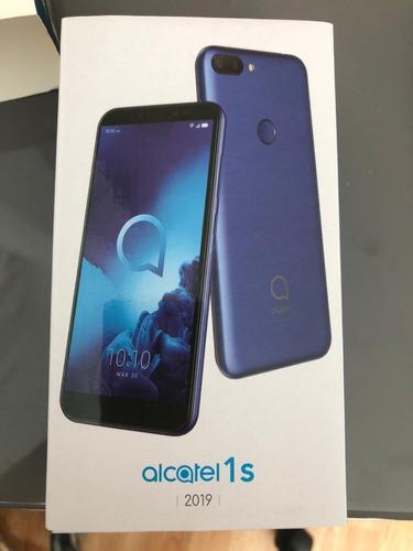 Telcel alcatel 5024a 1s 32 gb negro nuevo