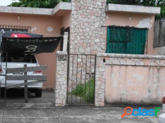 Casa sola en venta en colonia unidad veracruzana, veracruz