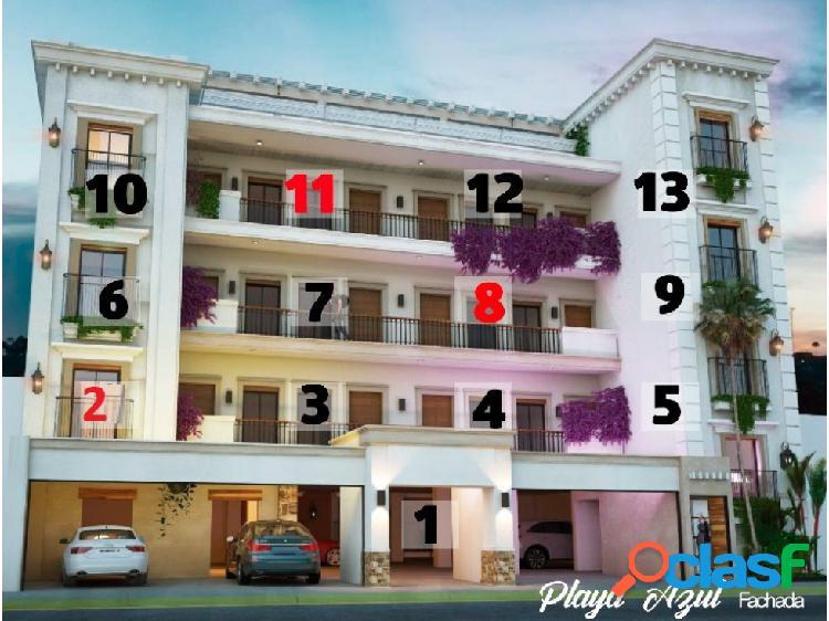 D306 venta departamento centro histórico mazatlan