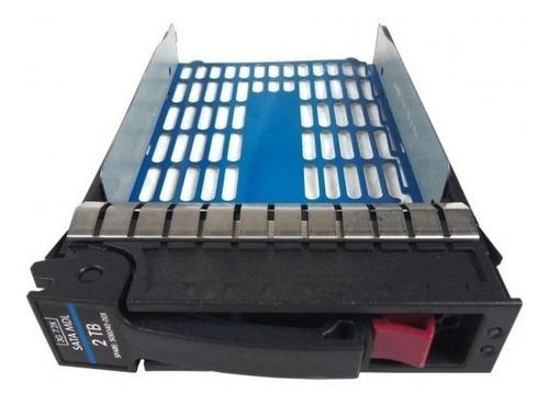 Charola case disco duro 3.5 server hp proliant g6 y g7