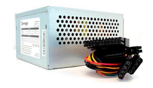 Fuente de poder vorago gabnet atx 500w psu-101