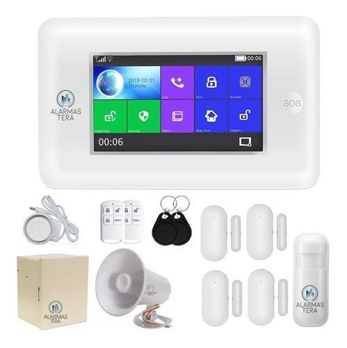 G22 alarma casa o negocio internet smart wifi gsm gprs