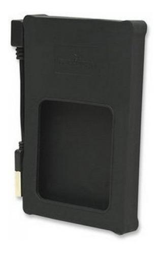 Gabinete para disco duro 2.5'' sata usb 2.0 manhattan 130103