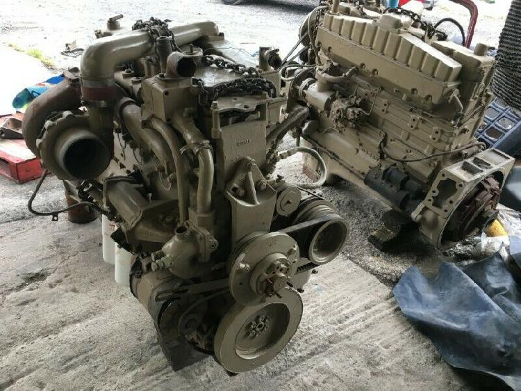 Motor cummins big cam 350