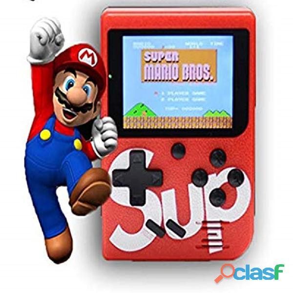Consola Game sup 1 jugador con 400 juegos retro 1