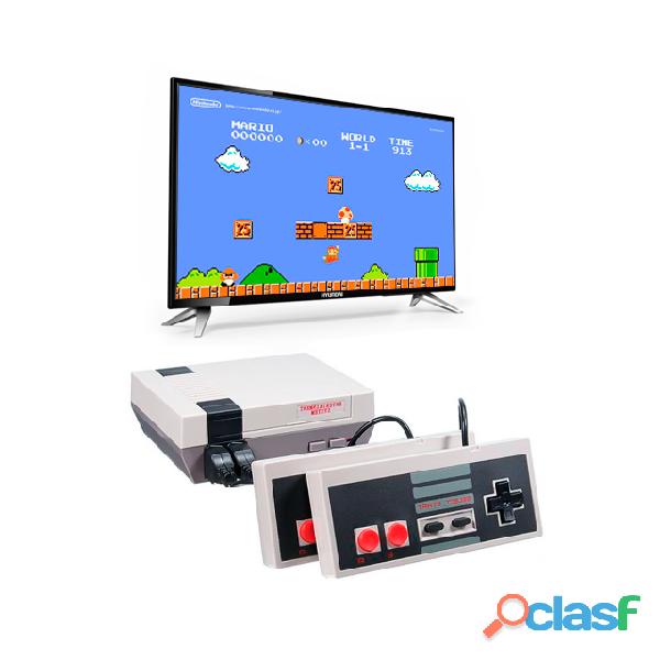 Consola Mini Nes con 620 juegos retro 1