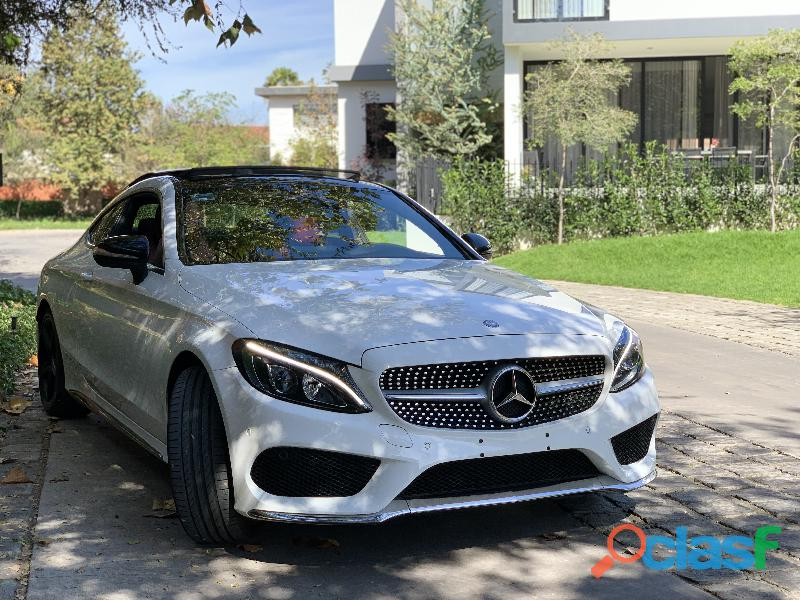Mercedes Benz C250 Coupe 2017 Sport 9G Tronic 4