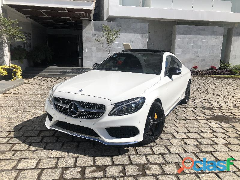 Mercedes Benz C250 Coupe 2017 Sport 9G Tronic 11