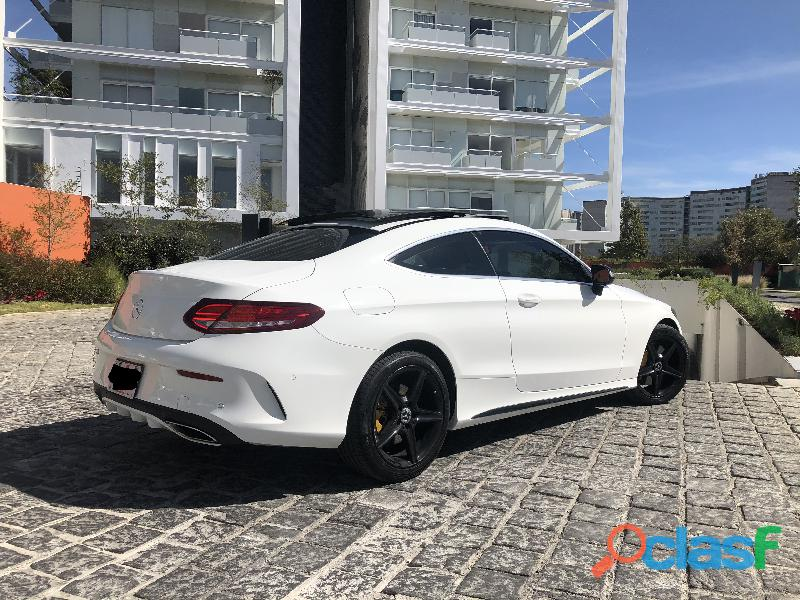 Mercedes Benz C250 Coupe 2017 Sport 9G Tronic 12