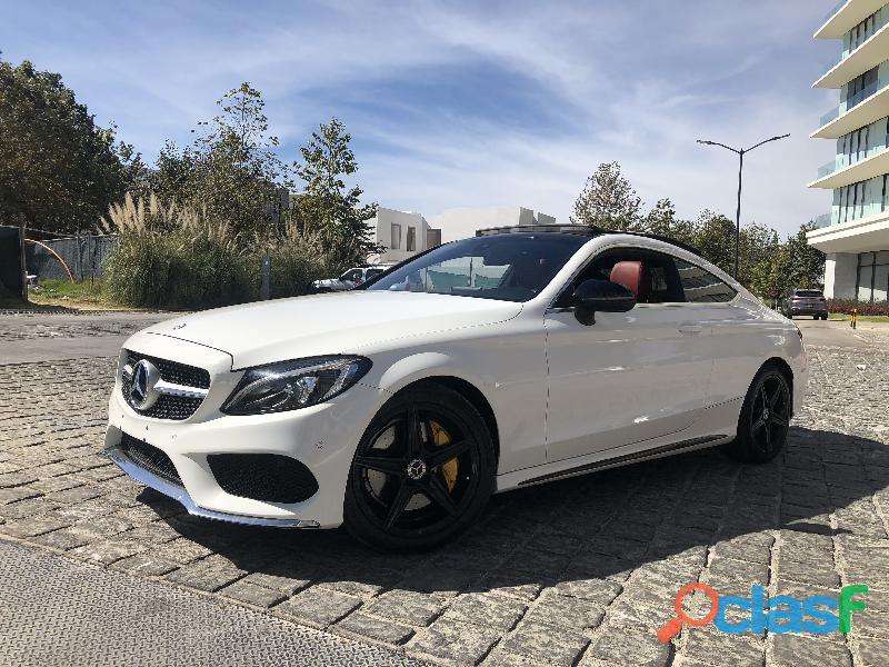 Mercedes Benz C250 Coupe 2017 Sport 9G Tronic 13