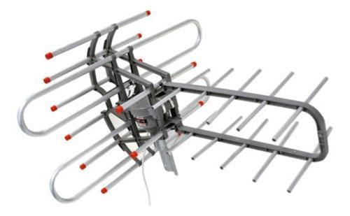 Antena aérea rotatoria master alta definición 25 elementos