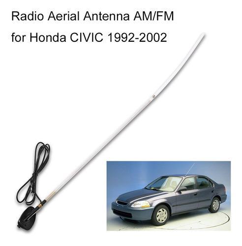 Antena de radio am/fm para honda civic 1992-2002