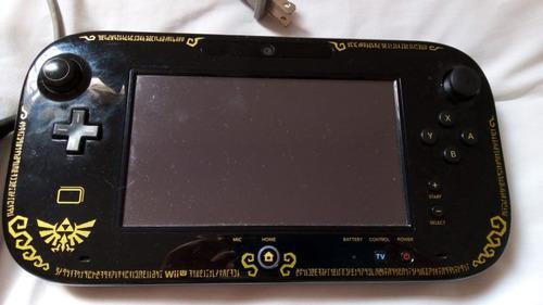 Wii u edicion especial zelda color negro