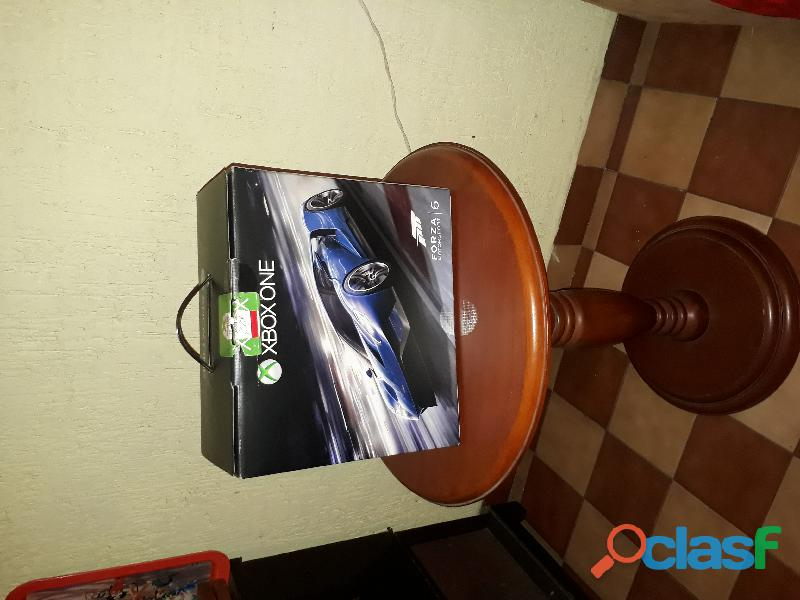 Consola nueva xbox one forza edition