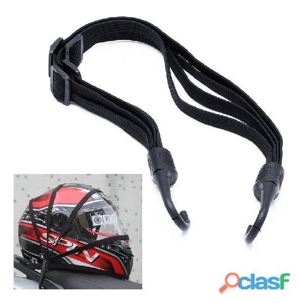 Correas para casco y equipaje de motocicleta de 60 cm