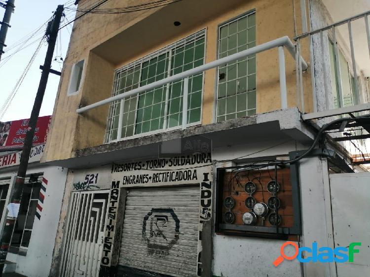 Consultorio en renta sobre av tlahuac colonia san andres tomatlan, local en renta en 1er nivel.